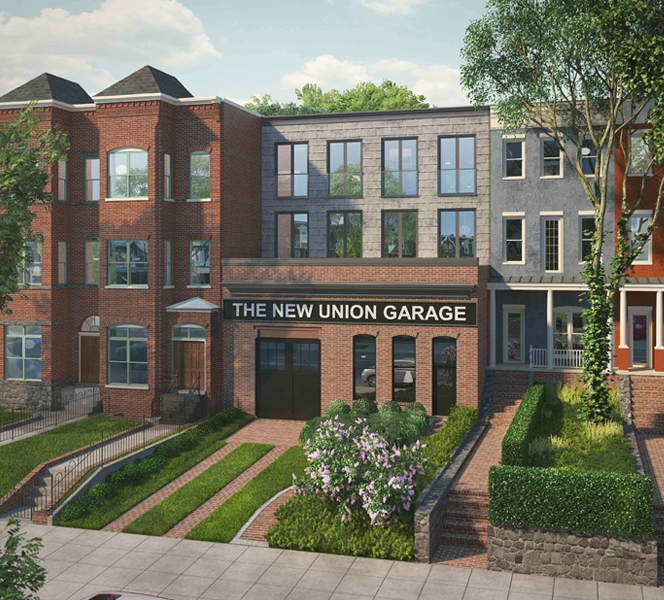 The New Union Garage Condos – Capitol Hill, DC (SOLD) <h5>Learn more</h5>